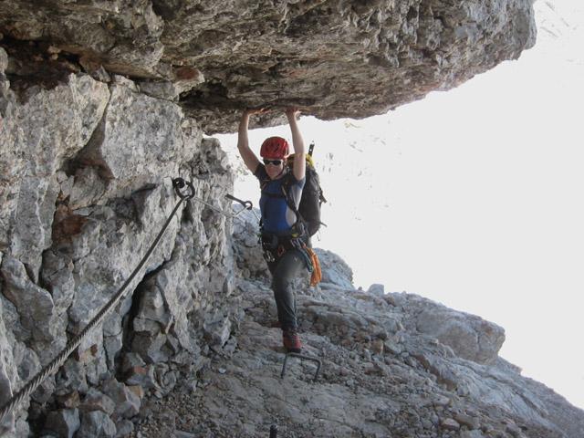Klettersteig Gosau : Fotogalerie tourfotos fotos zur klettersteig tour dachstein