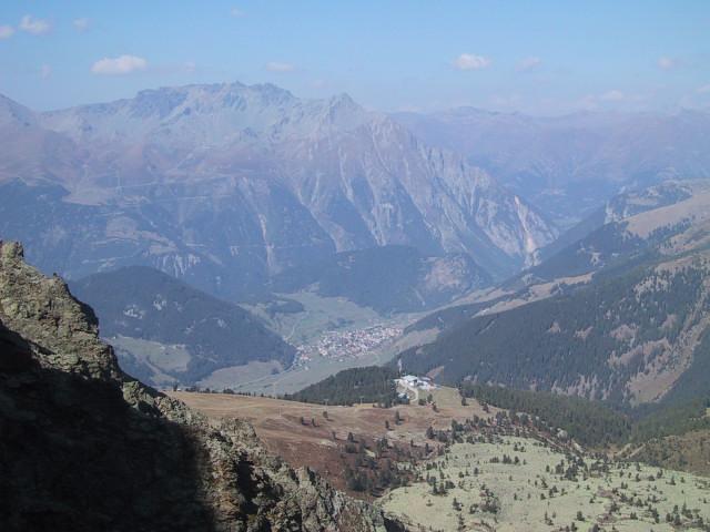 Klettersteig Nauders : Bergrettung nauders