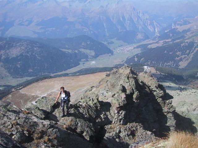 Klettersteig Nauders : Goldweg klettersteig youtube