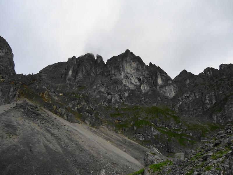 Klettersteig Wilder Kaiser : Fotogalerie tourfotos fotos zur klettersteig tour ellmauer