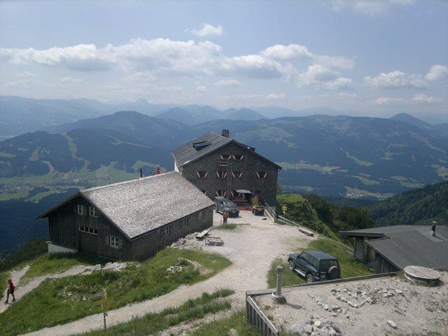 """Foto: goldengel80 / Klettersteigtour / Ellmauer Halt (2.344 m) über """"Gamsängersteig"""" / 05.10.2013 14:10:35"""