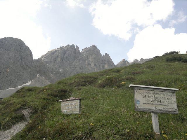 """Foto: goldengel80 / Klettersteigtour / Ellmauer Halt (2.344 m) über """"Gamsängersteig"""" / 05.10.2013 14:09:20"""