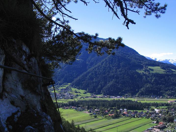 Foto: Andreas Koller / Klettersteigtour / Klettersteig Kranewitsteig (950m) / 09.09.2010 01:23:21