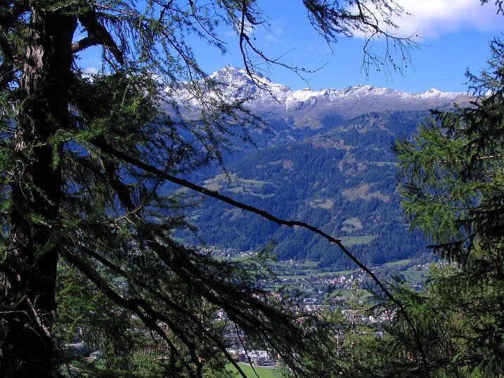 Foto: Andreas Koller / Klettersteigtour / Klettersteig Kranewitsteig (950m) / Lienzer Becken und Schleinitz (2905m) / 09.09.2010 01:22:16