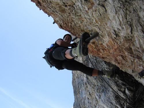 Klettersteig Johann Dachstein : Fotogalerie tourfotos fotos zur klettersteig tour dachstein
