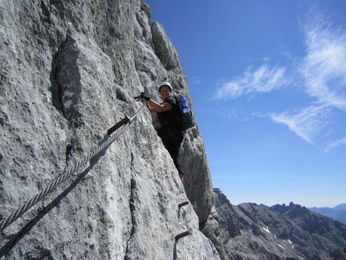 Klettersteig Johann Topo : Anna johann klettersteig topo: und topo der.