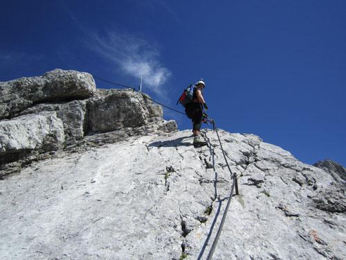 Klettersteig Dachstein : Fotogalerie tourfotos fotos zur klettersteig tour dachstein