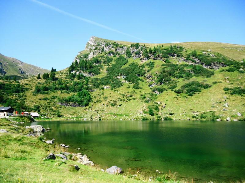 Klettersteig Falkert : Sonne am falkert feldkirchen