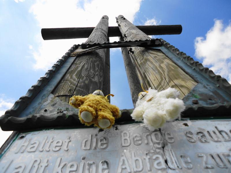Foto: Günter Siegl / Klettersteigtour / Falken Klettersteig (D) / 07.09.2015 20:30:51