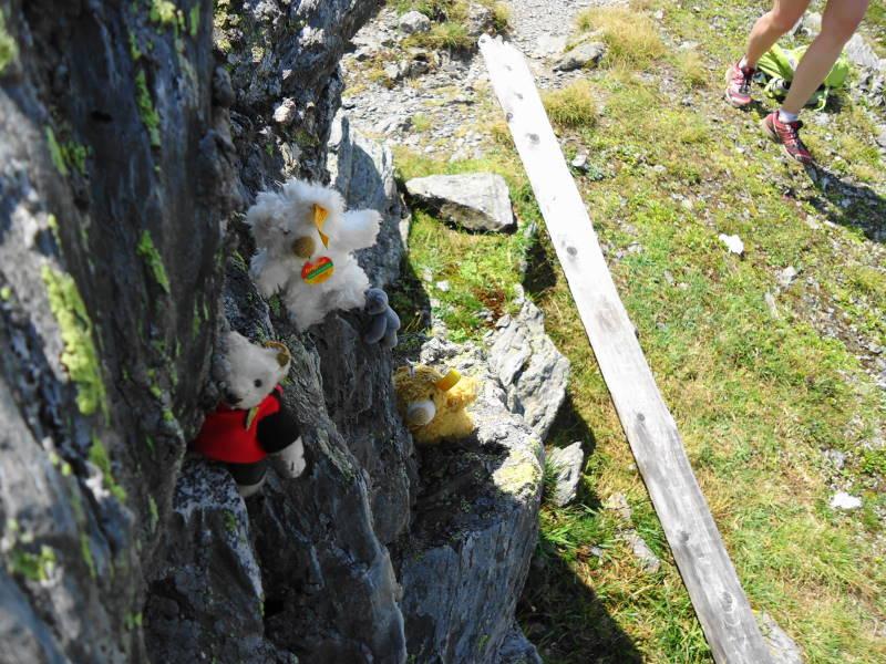 Foto: Günter Siegl / Klettersteigtour / Falken Klettersteig (D) / Unersättlich!  / 07.09.2015 20:30:42
