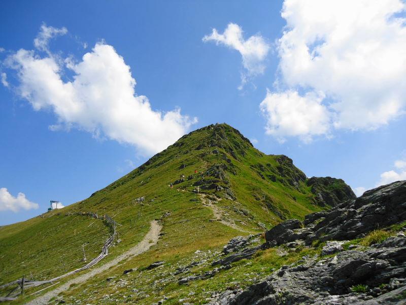Klettersteig Falkert : Vom falkertköpfl zur moschelitzen monsieur peter
