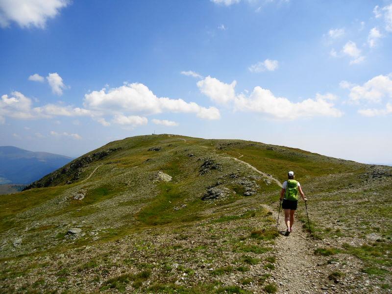 Foto: Günter Siegl / Klettersteigtour / Falken Klettersteig (D) / zum Rödresnock / 07.09.2015 20:26:02