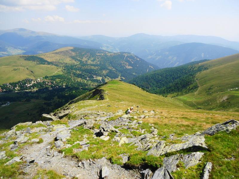 Foto: Günter Siegl / Klettersteigtour / Falken Klettersteig (D) / Abstieg / 07.09.2015 20:22:50