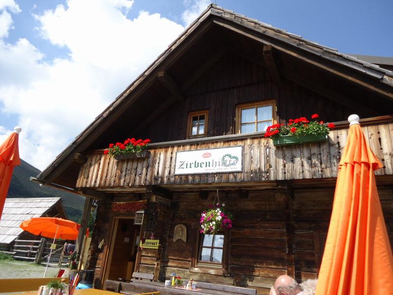 Foto: Günter Siegl / Klettersteigtour / Falken Klettersteig (D) / Zirbenhütte / 07.09.2015 20:21:51