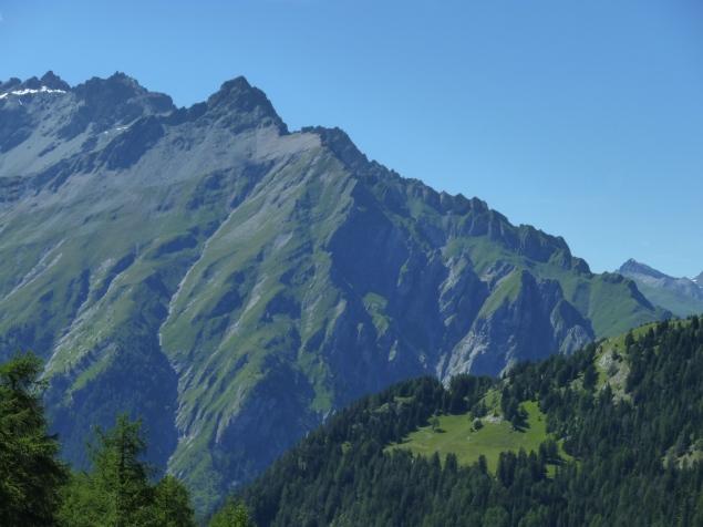 Foto: Manfred Karl / Wandertour / Gaispleiskopf, 2718 m / Piz Mundin - Piz Alpetta / 26.09.2010 20:09:20