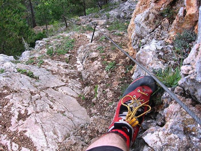 Klettersteig Hohe Wand : Norbert schluga klettersteig hohe wand