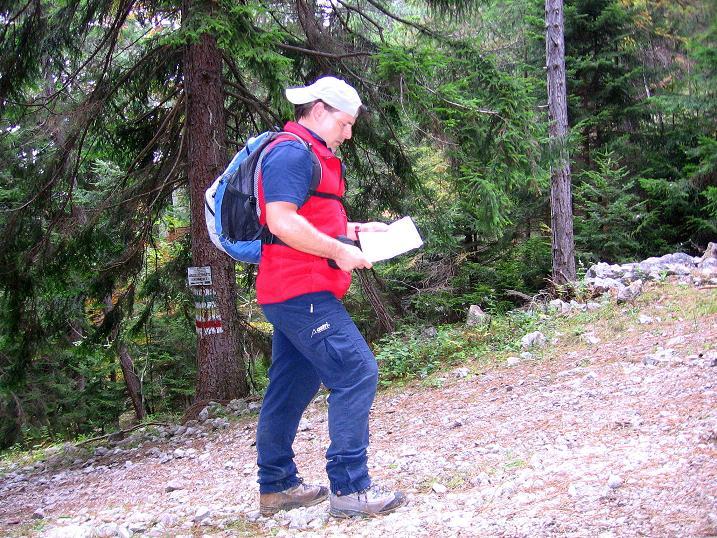 Foto: Andreas Koller / Klettersteigtour / Auf dem Naturfreundesteig durch die Kleine Klause (1002m) / 17.10.2010 17:50:10