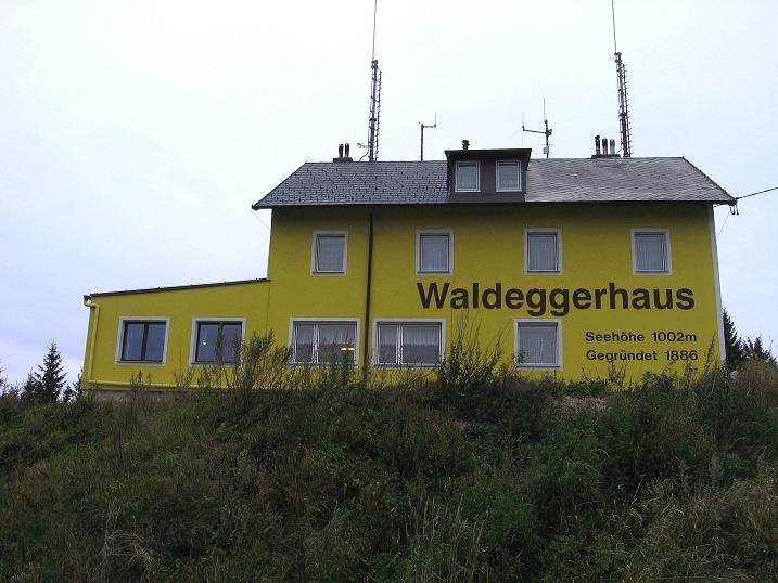 Foto: Andreas Koller / Klettersteigtour / Auf dem Naturfreundesteig durch die Kleine Klause (1002m) / Waldeggerhaus / 17.10.2010 17:45:43