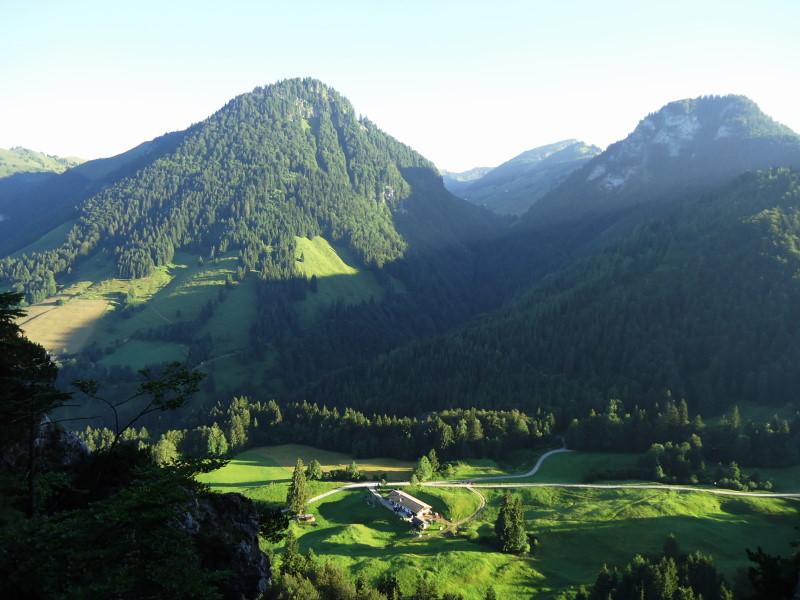 Foto: Günter Siegl / Wandertour / Harauer Spitze, 1117 m / Lochner Horn gegenüber / 15.07.2016 21:20:58