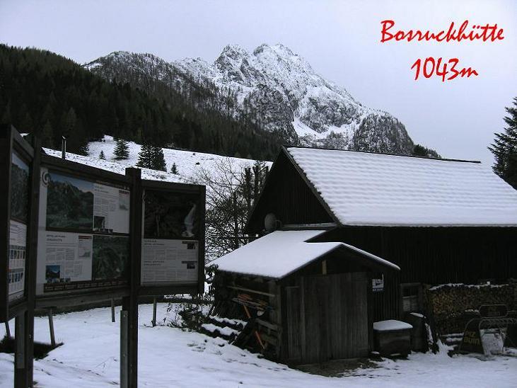 Foto: Andreas Koller / Schneeschuhtour / Über den Südwestgrat auf den Scheiblingstein (2197m) / 25.10.2010 16:39:55