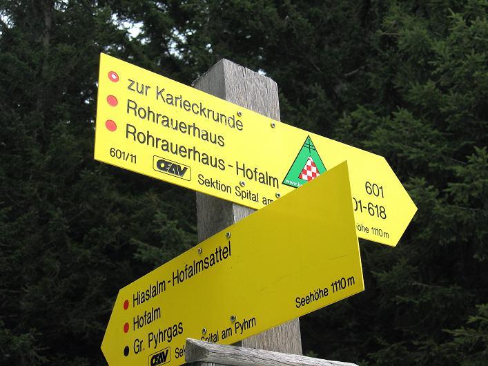 Foto: Andreas Koller / Schneeschuhtour / Über den Südwestgrat auf den Scheiblingstein (2197m) / 25.10.2010 16:39:49