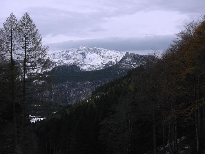 Foto: Andreas Koller / Schneeschuhtour / Über den Südwestgrat auf den Scheiblingstein (2197m) / Totes Gebirge / 25.10.2010 16:39:44