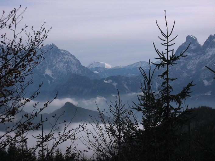 Foto: Andreas Koller / Schneeschuhtour / Über den Südwestgrat auf den Scheiblingstein (2197m) / 25.10.2010 16:38:52