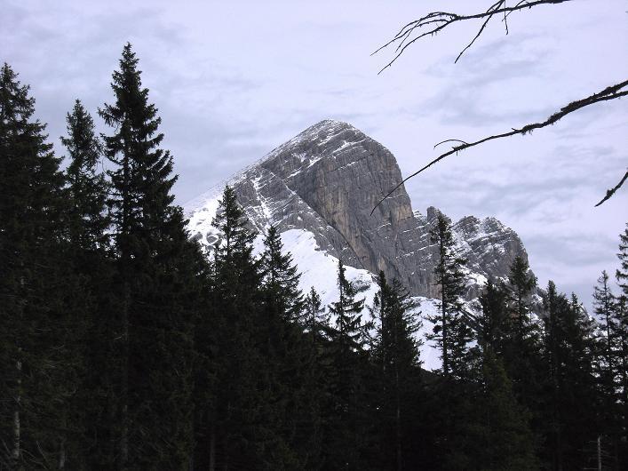 Foto: Andreas Koller / Schneeschuhtour / Über den Südwestgrat auf den Scheiblingstein (2197m) / Scheiblingstein / 25.10.2010 16:38:17