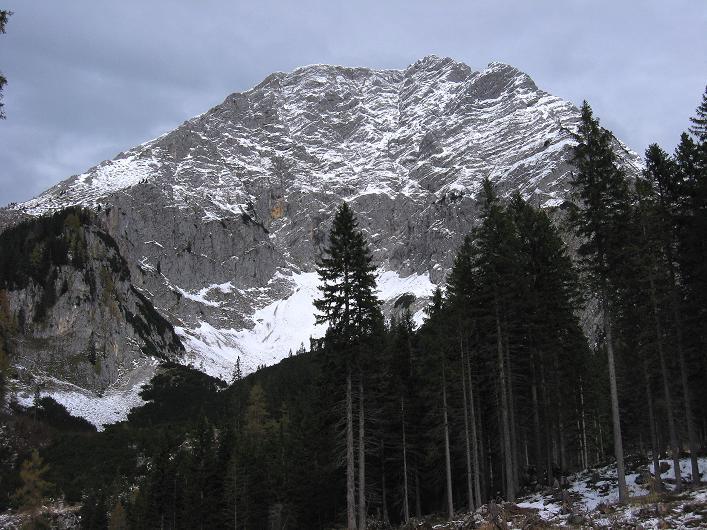 Foto: Andreas Koller / Schneeschuhtour / Über den Südwestgrat auf den Scheiblingstein (2197m) / 25.10.2010 16:37:48