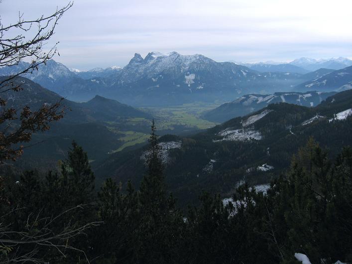 Foto: Andreas Koller / Schneeschuhtour / Über den Südwestgrat auf den Scheiblingstein (2197m) / 25.10.2010 16:36:49