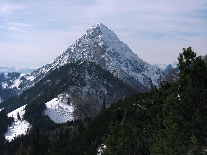 Foto: Andreas Koller / Schneeschuhtour / Über den Südwestgrat auf den Scheiblingstein (2197m) / Bosruck (1992m) / 25.10.2010 16:36:16