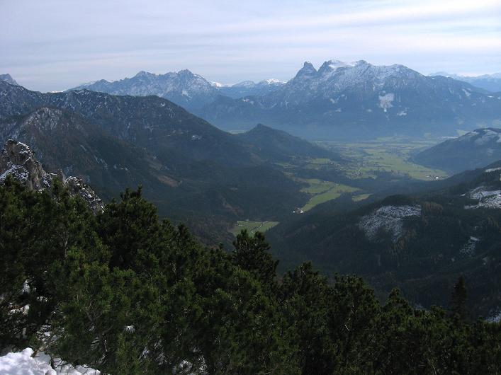 Foto: Andreas Koller / Schneeschuhtour / Über den Südwestgrat auf den Scheiblingstein (2197m) / Gesäuse / 25.10.2010 16:36:03