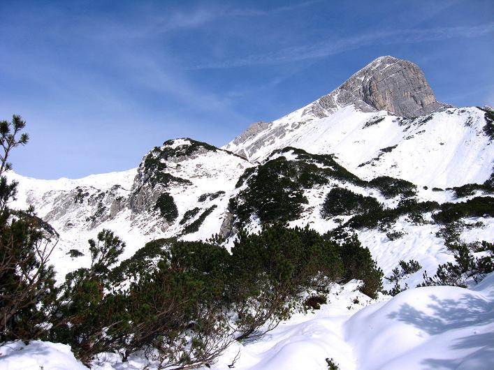 Foto: Andreas Koller / Schneeschuhtour / Über den Südwestgrat auf den Scheiblingstein (2197m) / Scheiblingstein / 25.10.2010 16:35:34
