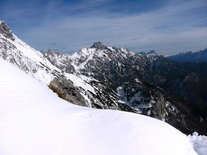 Foto: Andreas Koller / Schneeschuhtour / Über den Südwestgrat auf den Scheiblingstein (2197m) / Hexenturm (2172m) / 25.10.2010 16:34:04