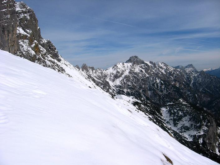 Foto: Andreas Koller / Schneeschuhtour / Über den Südwestgrat auf den Scheiblingstein (2197m) / 25.10.2010 16:33:36