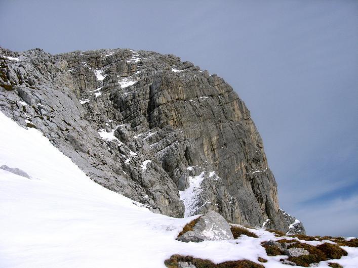 Foto: Andreas Koller / Schneeschuhtour / Über den Südwestgrat auf den Scheiblingstein (2197m) / Scheiblingstein / 25.10.2010 16:33:29