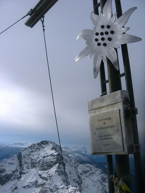 Foto: Andreas Koller / Schneeschuhtour / Über den Südwestgrat auf den Scheiblingstein (2197m) / 25.10.2010 16:31:04