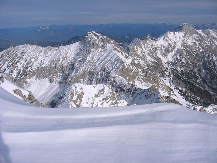 Foto: Andreas Koller / Schneeschuhtour / Über den Südwestgrat auf den Scheiblingstein (2197m) / 25.10.2010 16:08:36