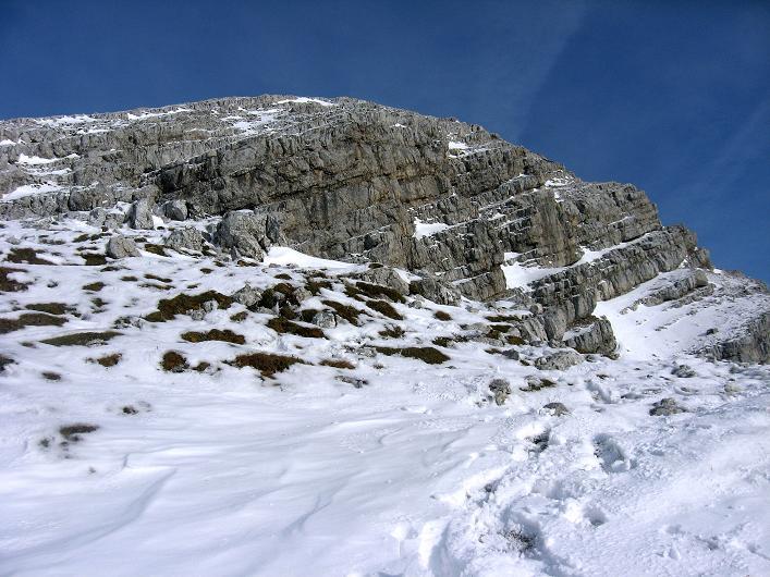 Foto: Andreas Koller / Schneeschuhtour / Über den Südwestgrat auf den Scheiblingstein (2197m) / 25.10.2010 16:08:06