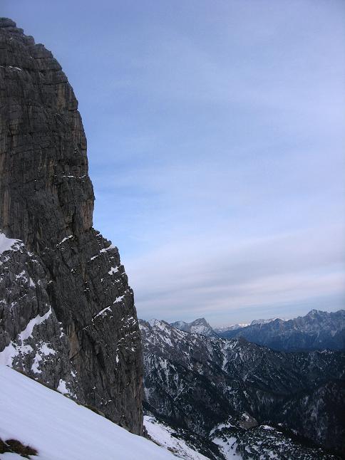 Foto: Andreas Koller / Schneeschuhtour / Über den Südwestgrat auf den Scheiblingstein (2197m) / 25.10.2010 16:07:46