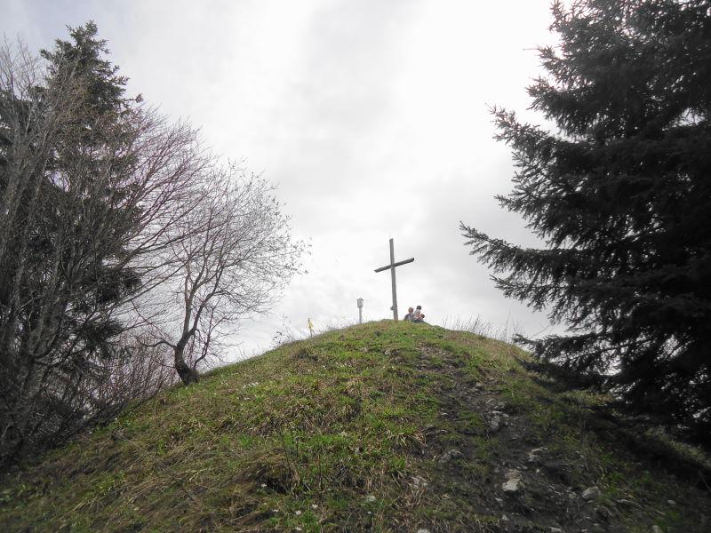 Foto: Günter Siegl / Wandertour / Filbling 1307m über Nordwestrücken / Filbling / 07.05.2015 11:36:31