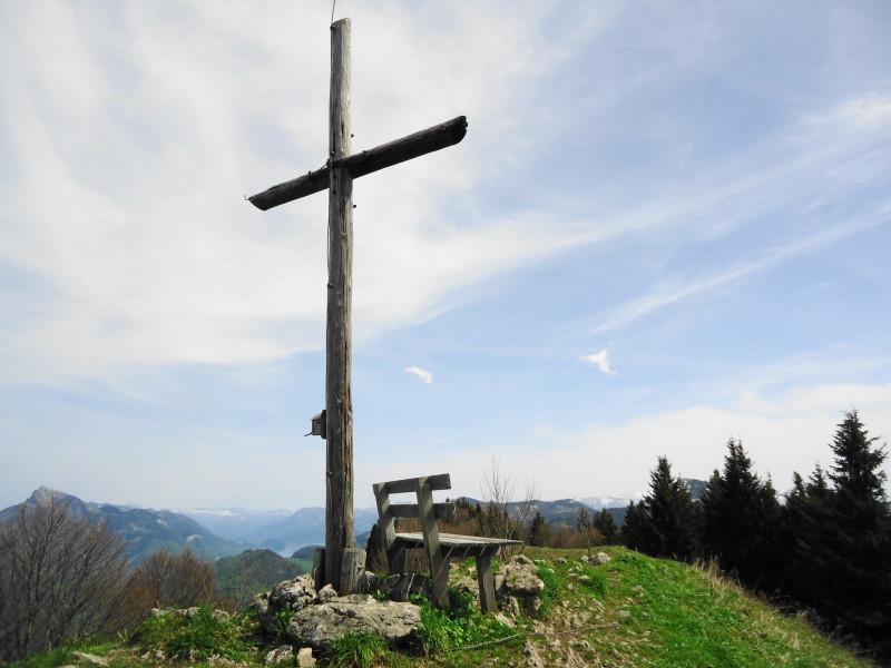 Foto: Günter Siegl / Wandertour / Filbling 1307m über Nordwestrücken / Filbling noch einmal / 07.05.2015 11:32:47