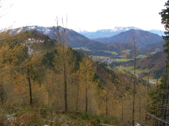 Foto: Wolfgang Lauschensky / Wandertour / Filbling 1307m über Nordwestrücken / Osterhorngruppe um Faistenau / 11.11.2010 21:31:06