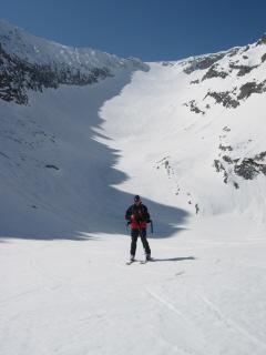 Foto: Franz Josef Gfrerer / Skitour / Weißeck / 21.11.2010 17:59:04