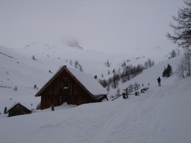 Foto: Manfred Karl / Skitour / Gebreinspitze, 2167 m / Trimminger Alm / 08.01.2015 20:27:29