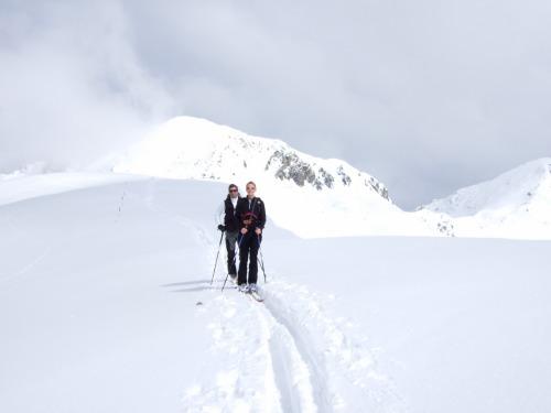 Foto: hofchri / Skitour / Hoher Mahdstein (2063 m) von Fieberbrunn über Jufenalm / von der Jufenalm zum Mahdstein / 27.12.2010 18:31:40