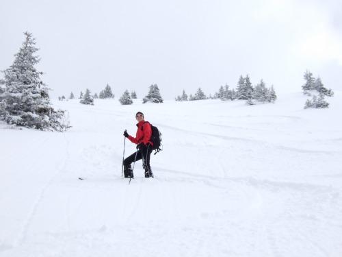 Foto: hofchri / Skitour / Hoher Mahdstein (2063 m) von Fieberbrunn über Jufenalm / Abfahrt vom Mahdstein / 27.12.2010 18:31:54