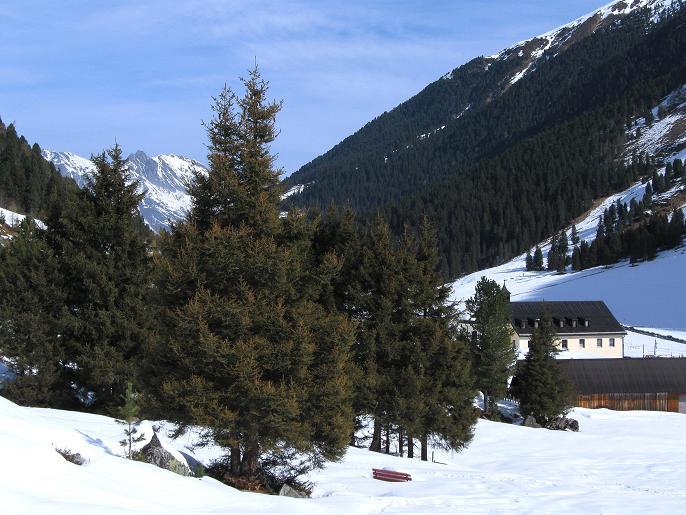 Foto: Andreas Koller / Ski Tour / Von Lüsens auf die Schöntalspitze (3008m) / 17.03.2011 20:54:08