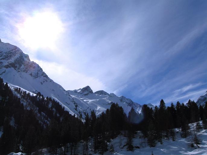 Foto: Andreas Koller / Ski Tour / Von Lüsens auf die Schöntalspitze (3008m) / 17.03.2011 20:54:02