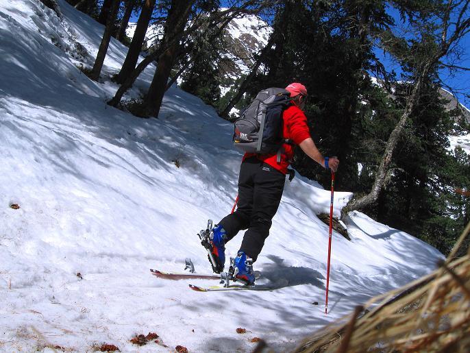 Foto: Andreas Koller / Ski Tour / Von Lüsens auf die Schöntalspitze (3008m) / 17.03.2011 20:53:28